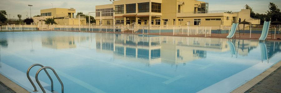 Piscina Tenis Club